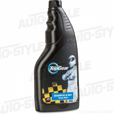 Top Gear Shampoo